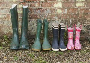 Can Wellington Boots Be Recycled