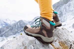how are hiking boots made