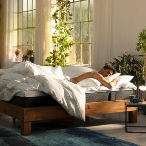 man-on-an-emma-original-bed