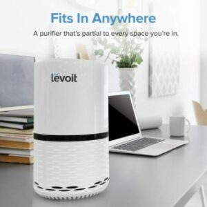 Levoit LV-H132 with HEPA & Active Carbon