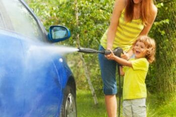 mom-and-son-washing-the-car