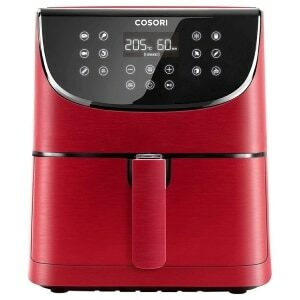 cosori-5-5l-oil-free-red