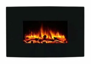 Endeavour Fires Wall Mounted Electric Fire Egton