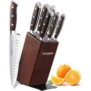 Homgeek Knife Set