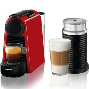 Nespresso Essenza Mini with Aeroccino