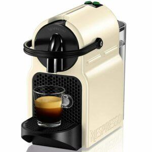 Nespresso Inissia Cream with Capsules