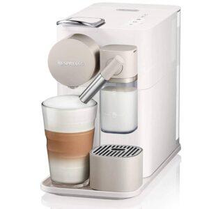 Nespresso Lattissima One Pod Silky White with Capsules
