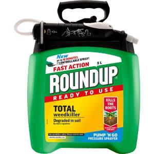 Roundup Pump n' Go