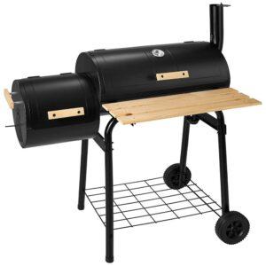 tectake-charcoal