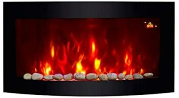 TruFlame Landscape Wall mounted
