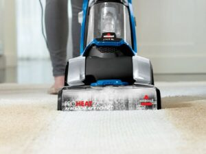 a deep cleaning machine