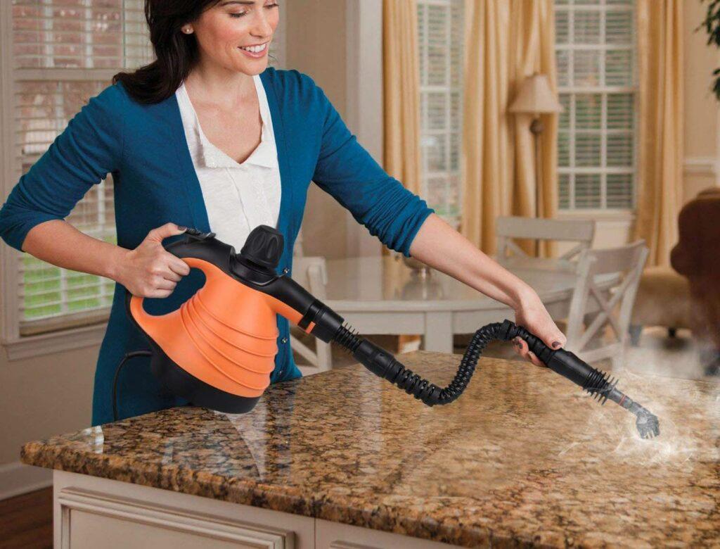 best handheld steam cleaner