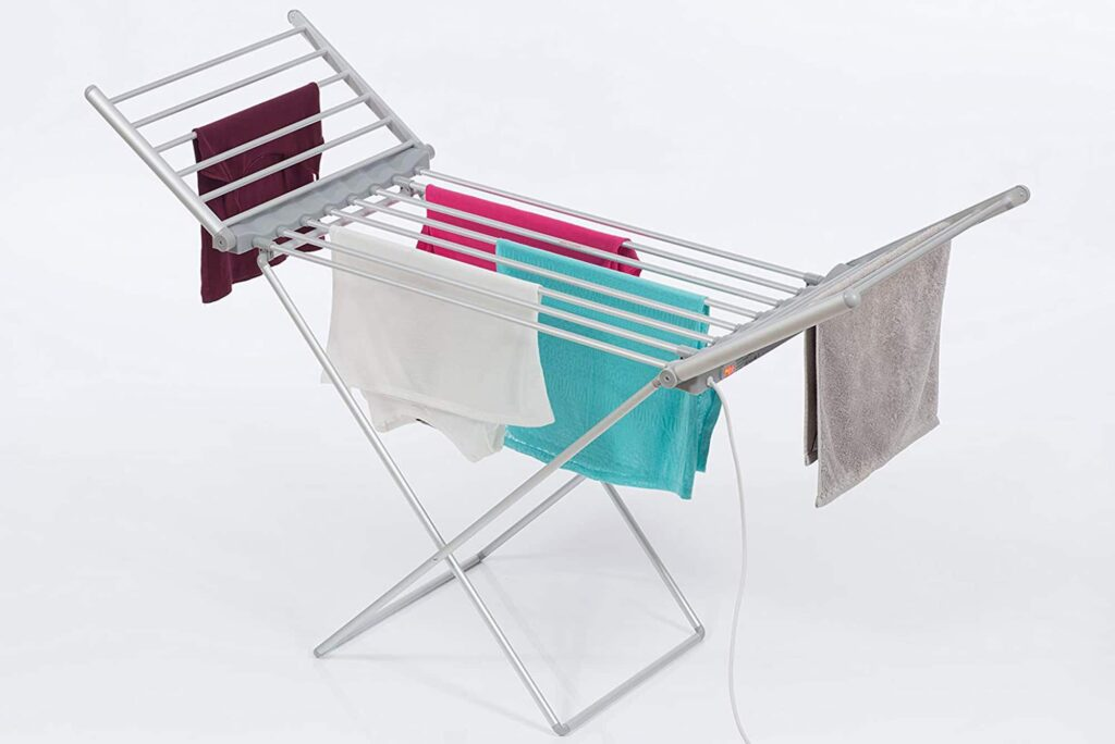 best heated clothes airer