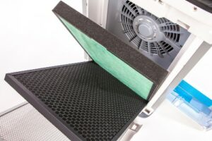 filters of cleaning appliance