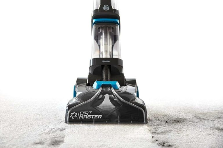 how to use a carpet cleaner