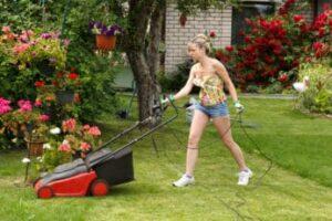 woman-cutting-grass