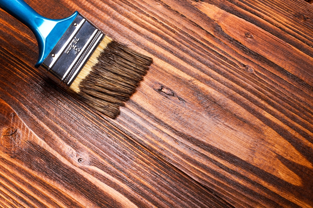How To Apply Decking Oil To A New Timber Deck