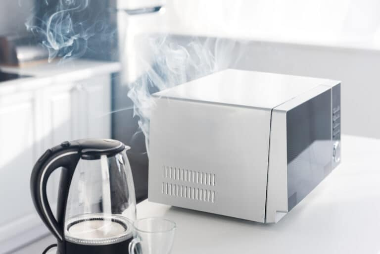 how to dispose of a microwave