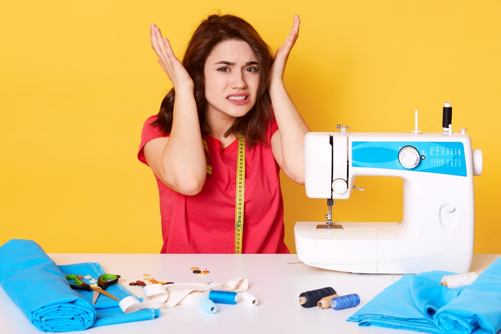 how to service a sewing machine