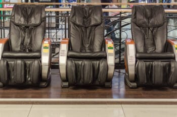recliners in a row
