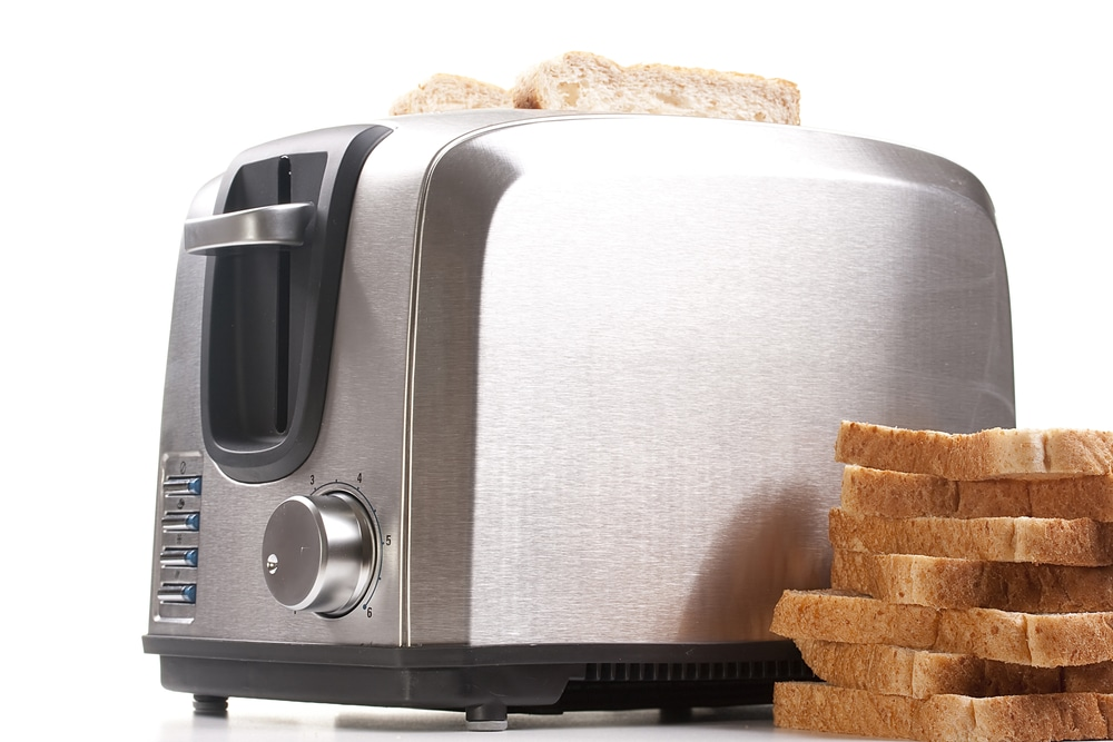 what do the numbers on a toaster mean