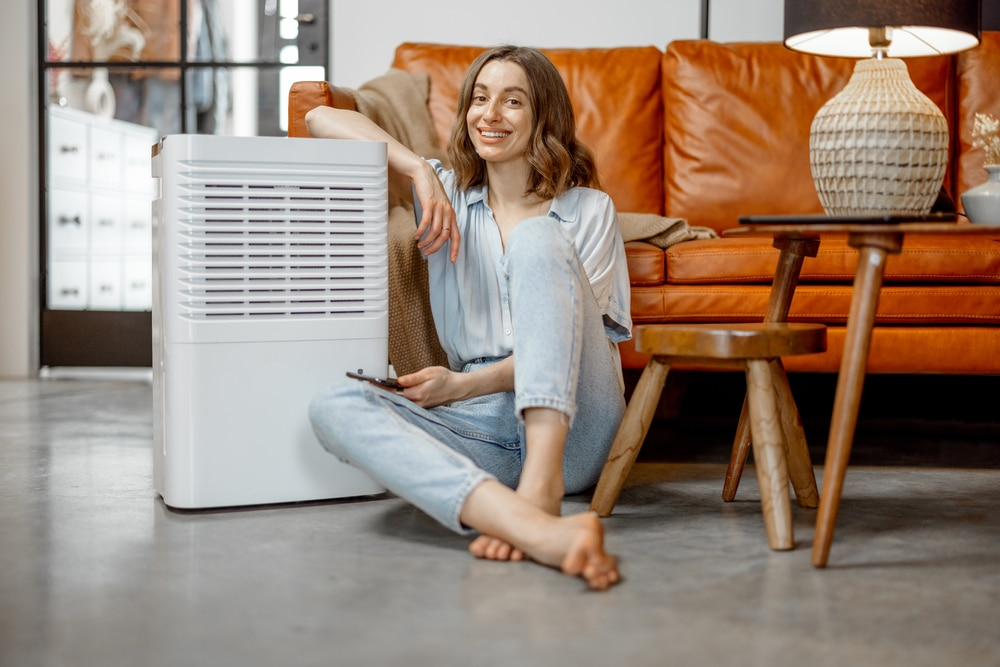 what does a dehumidifier do for your health