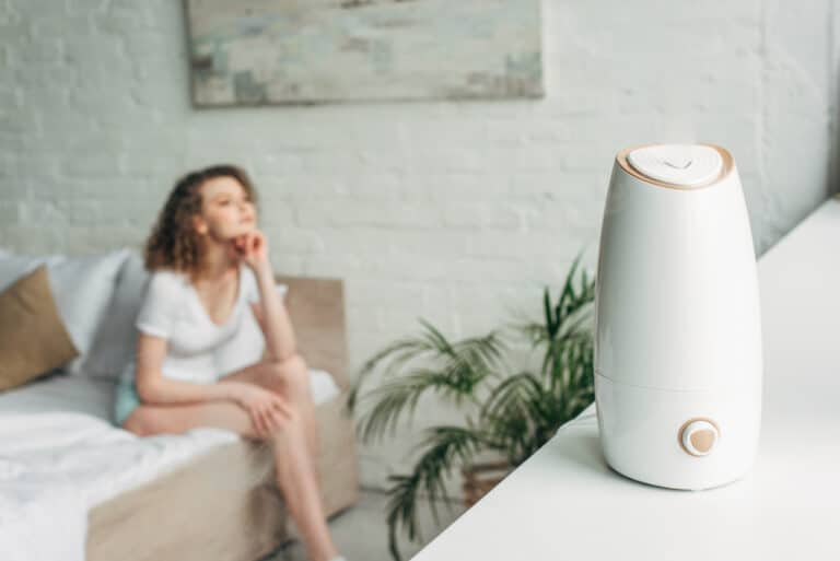where to place air purifier in a room