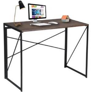 Coavas Folding Study Table