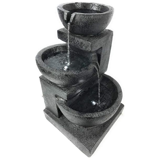 Direct Global Trading Charcoal Fountain