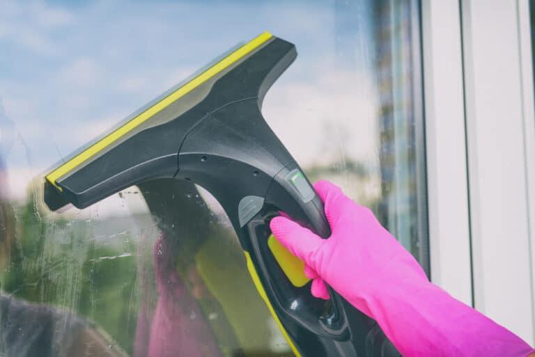 How to Use a Window Vac