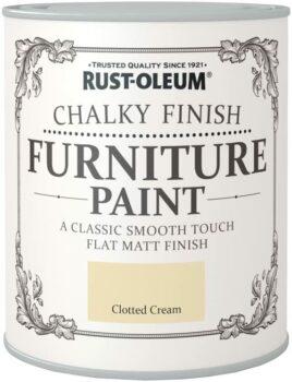 Rust-Oleum Chalky Finish