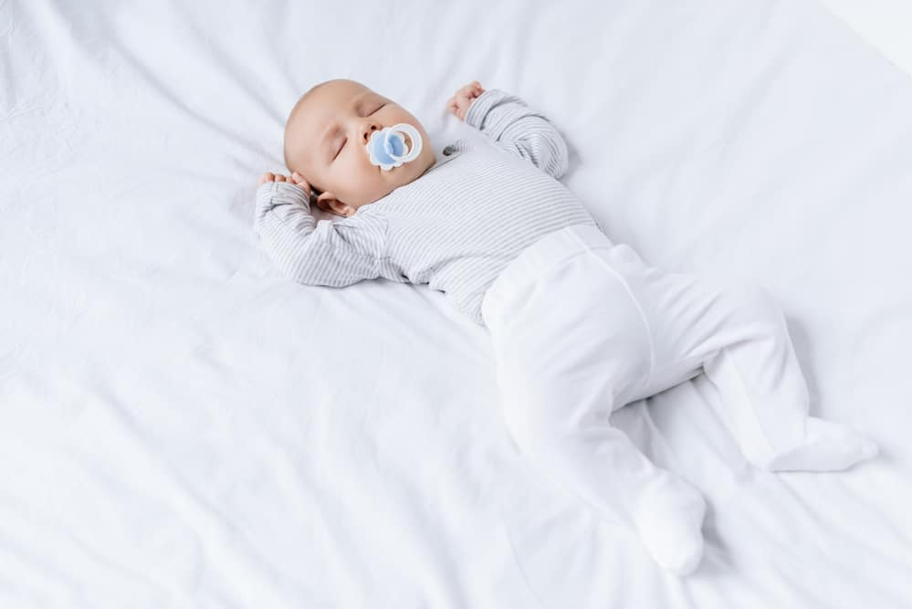 When Can a Baby Sleep With a Pillow