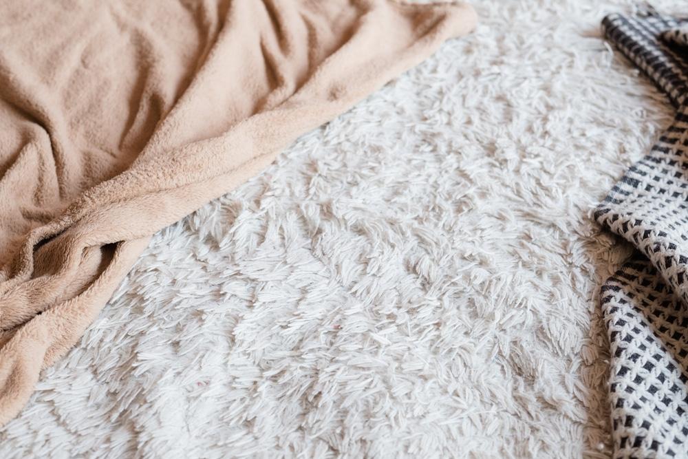 fleece underblanket