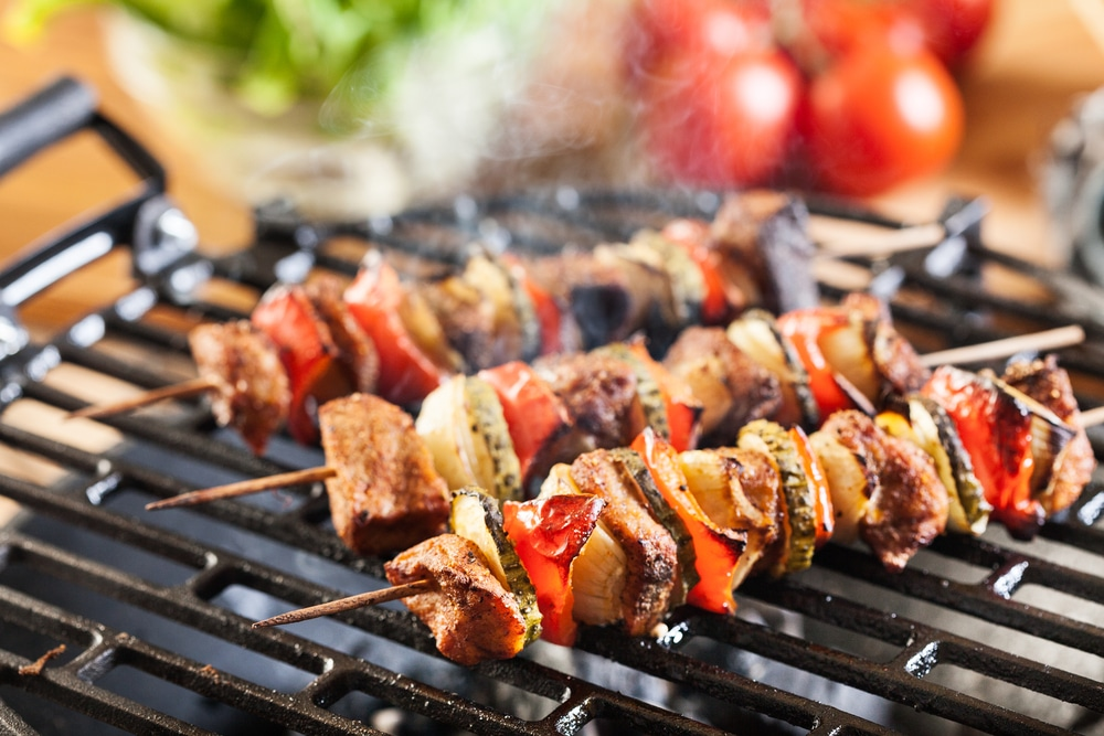 how to bbq on a charcoal grill