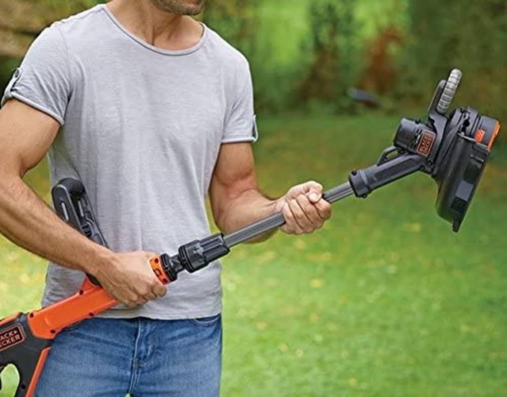 how to start a strimmer