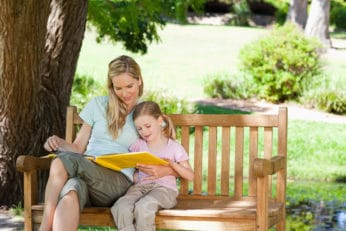 mother-and-daughter-reading-together