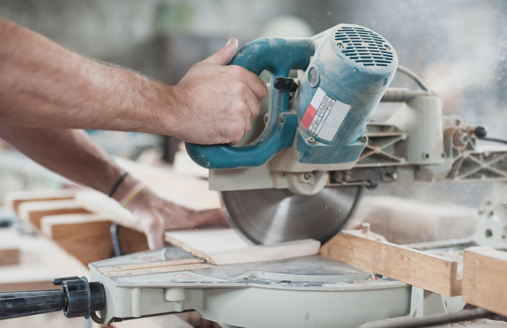 when was the circular saw invented
