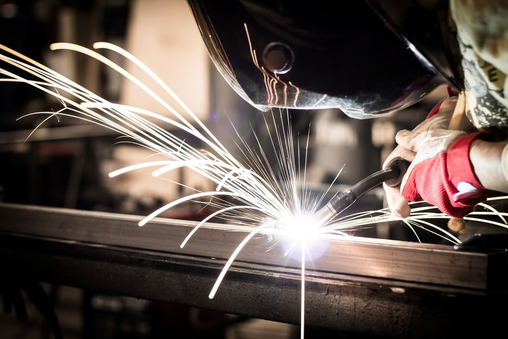 How Does a MIG Welder Work