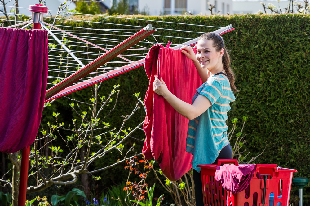 How to Replace a Rotary Washing Line