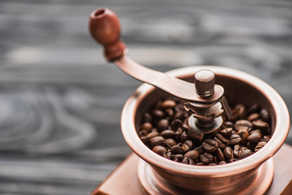 How to Use a Coffee Grinder