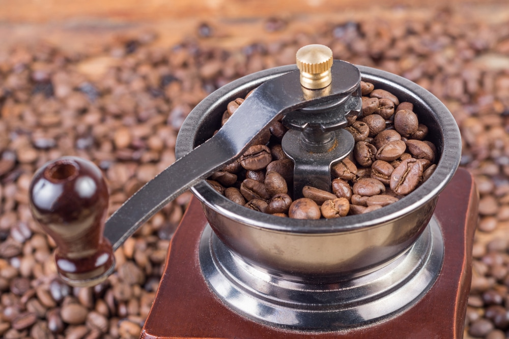 what-is-a-burr-coffee-grinder