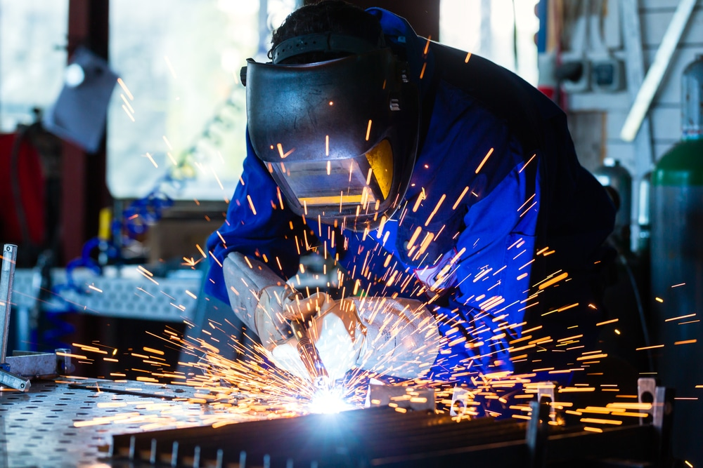 what is a mig welder